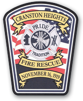 Cranston Heights Fire